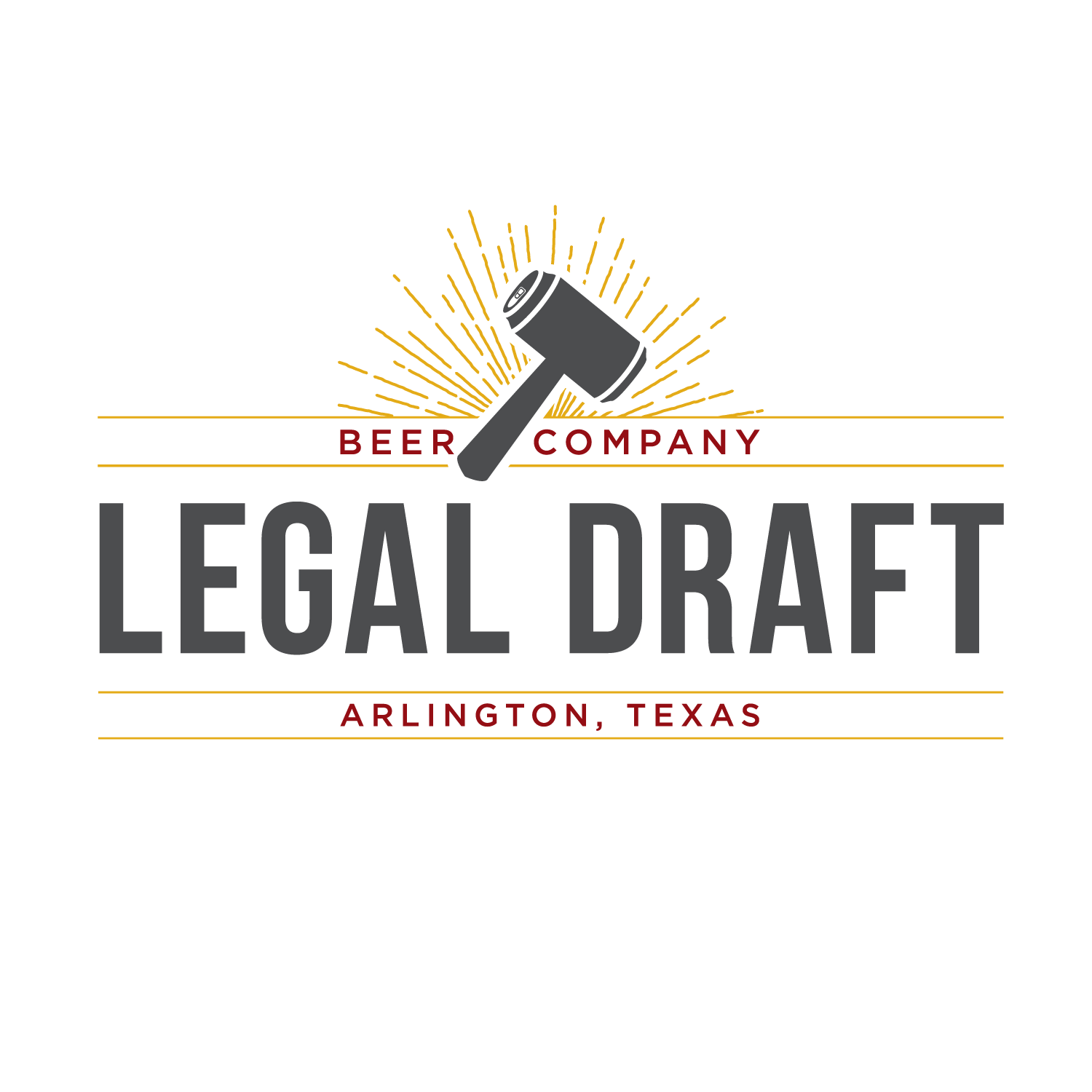 Legal Draft Beer